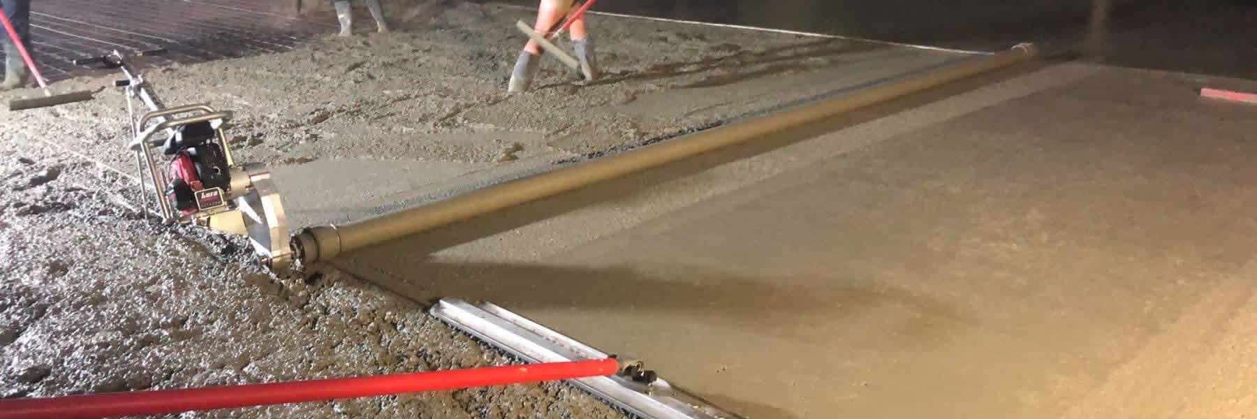 Information and additional content about the Lura Screed System.