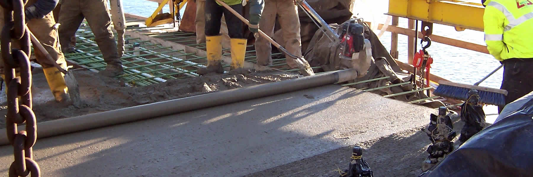 Get a concrete screed roller from Lura Enterprises.
